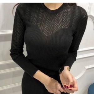 Theory merino wool sweater M